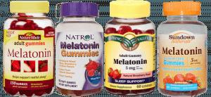 Suplementos de Melatonina